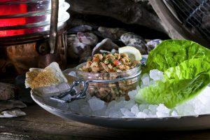 Shrimp and Smoked Salmon Terrine