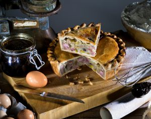 Wild Boar and Pheasant Pie