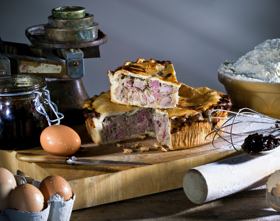 Cumbrian Game Pie