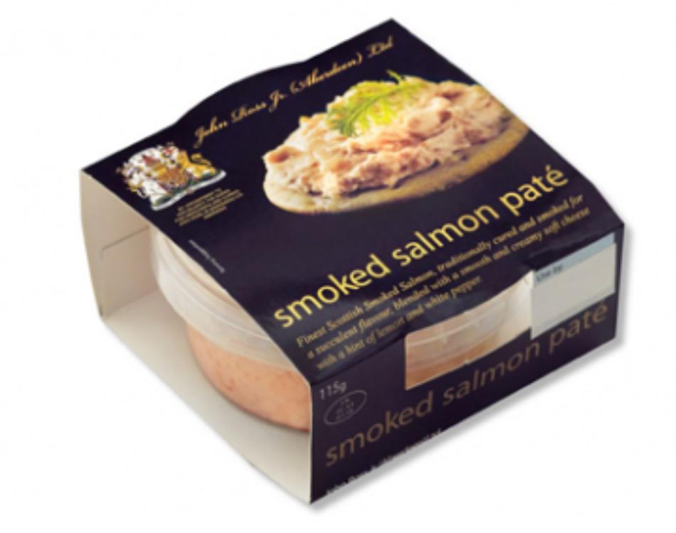 John Ross Smoked Salmon Pate