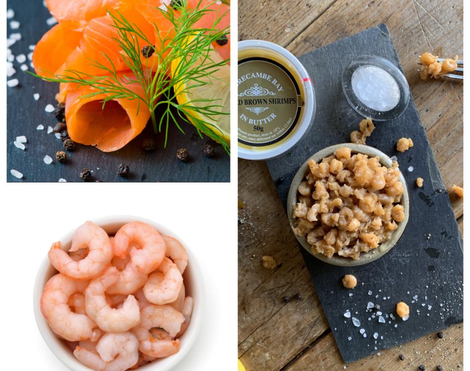 Seafood Starter Box