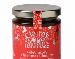 Celebratory Christmas Chutney