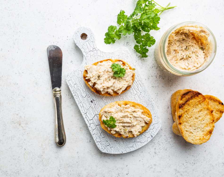 John Ross Smoked Salmon Pate