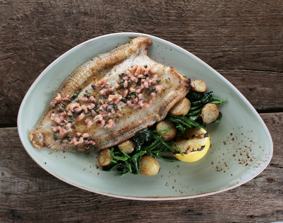 Large Lemon Sole Fillets