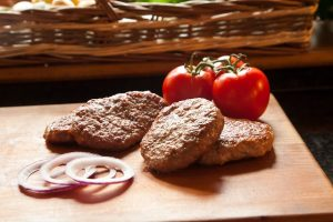 Aberdeen Angus Beef Burgers