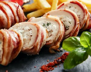 Chicken Breast with Gourmet Herb Filling
