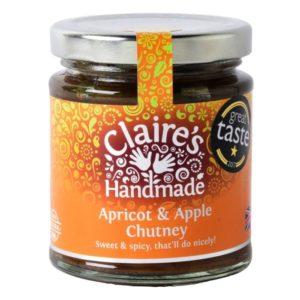 Apricot & Apple Chutney