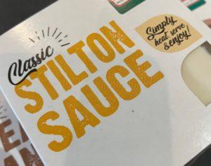 Classic Stilton Sauce