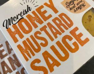 Moreish Honey Mustard Sauce